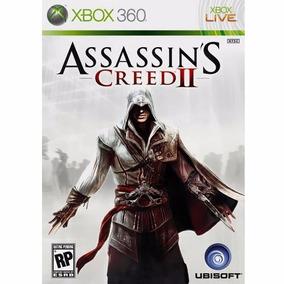 Assassins Creed 2 - Xbox 360 Mídia Física