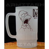 Tarro Duff Homero Simpson 16oz