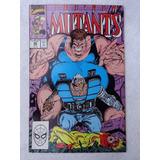 The New Mutants Nº 88 - Segunda Aparição De Cable - 1990