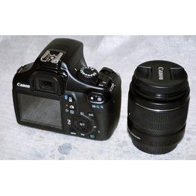 Camara Digital Canon Eos Rebel T3 Lente Ef 18-55 Graba En Hd