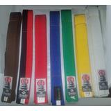 Cinturon Daedo Originales Taekwondo, Karate, Judo, Jiu Jits