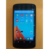 Celular Lg Nexus 4 Con Detalle En Touch Funcionando Al 100