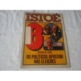 Revista Isto É 1981 Os Politicos E As Eleições