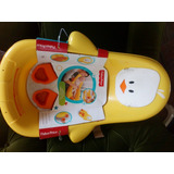 Fisher Price Tina Bañera Patito Bebes 0 -6 Meses -exhibidor