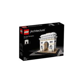 Lego Architecture - Arco Do Triunfo - Código 21036