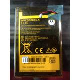 Bateria Pila Para Motorola Moto E El40 Xt1021