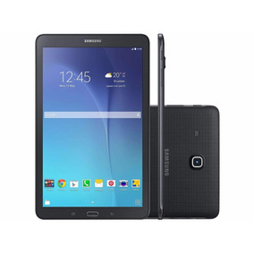 Tablet Samsung Galaxy Tab E Tela De 9.6 - Preto