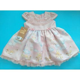 a1c1dbf9132 Bazar Vestido Infantil Rosa Criancas - Bebês no Mercado Livre Brasil