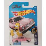 Hot Wheels The Simpsons Coleccion Homero Hw 2017