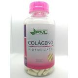 Colageno Hidrolizado Tratamiento 4 Meses 250 Capsulas +envio