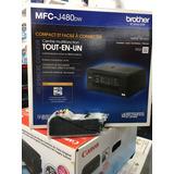 Impresora Multifuncional Brother J480dw -j460dw