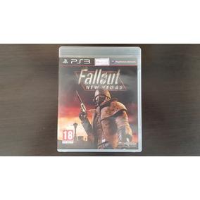 Fallout New Vegas Ps3 Playstation 3 Seminovo