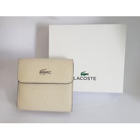9601f1ca9748c Carteira Lacoste - Calçados, Roupas e Bolsas no Mercado Livre Brasil