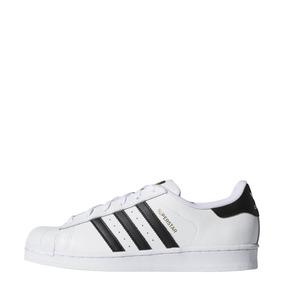 online retailer fe892 98561 adidas Superstar Zapatos Mujer Originals, Blanco negro, (