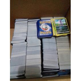 1500 Cards De Pokémon Tcg Seminovos