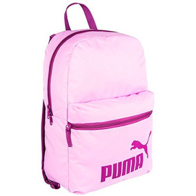 Mochila Puma Phase Backpack 075487-06 Rosa Dama Pv