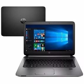 Notebook Hp Probook 440 G1 I3 4200 4gb 500 Dvd Cam Seminovo