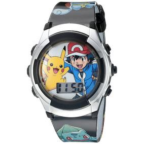 Reloj Digital Original De Pokemon