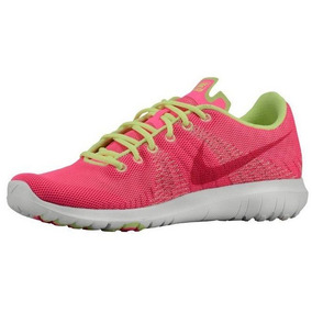 Nike Flex Fury Gs 744545-600 Envio Gratis Original
