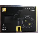 Camara Digital Nikon Coolpix P900 Zoom 83x Nuevo Sellada