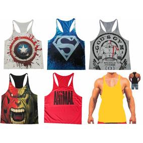 Camiseta Super Cavada - Camisetas Regatas para Masculino no Mercado ... fa6256e92e1
