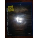 Blu-ray Planeta Dos Macacos : A Origem ( Lacrado ! )