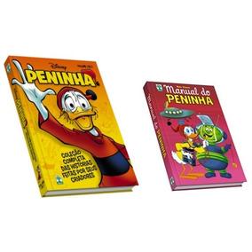 Coleção Completa & Manual Do Peninha W Disney + Frete Grátis