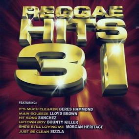 Reggae Hits 31 Lp Jet Star Records 2002 Lacrado!!!