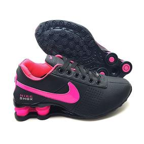 d21d6b0a95e Tênis Running Feminino Nike Shox Deliver Classic + Brinde