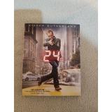 Blu Ray 24 Horas 8ª Temporada - Importado Usa - 4 Discos