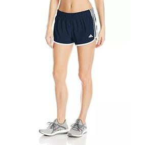 7b160fdcad8 Calção adidas Feminino Shorts Corrida Academia Passeio Orig