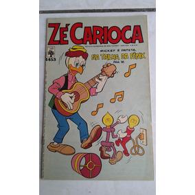 Revistinha Zé Carioca N°1453 Editora Abril Ano 1979