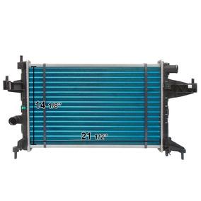 Radiador Gm Corsa 2002-2008 1.4l C/a S/a