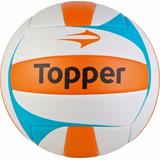 Bola De Volei Topper Branca - Esportes e Fitness no Mercado Livre Brasil 21ed44841cd38