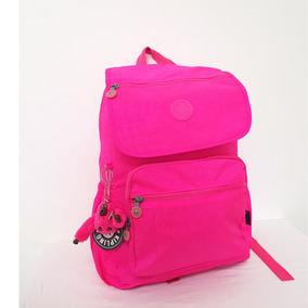 Mochila Pink Fluor