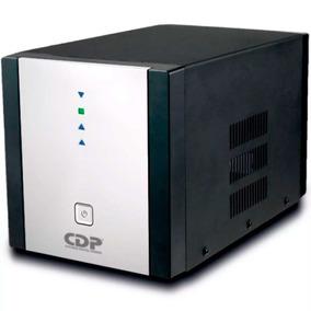 Regulador De Voltaje 8 Contactos Cdp R-avr3008 3000va/ 2400w