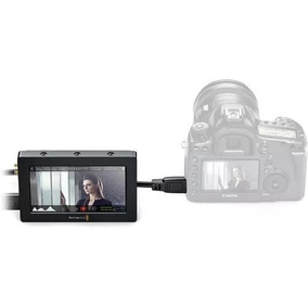 Monitor Blackmagic Design Video Assist 5 Hdmi/6g-sdi