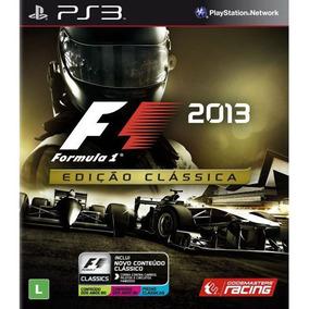 F1 - Formula 1 2013 (mídia Física) - Ps3