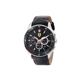Ferrari Para Hombre 0830182 Gran Premio Reloj Analógico De C