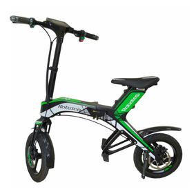Bicicleta Eléctrica Plegable Tipo Scooter Robstep X1