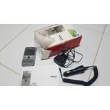 Celular Nokia E72 C/ Caixa Manual Carregador