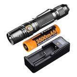 Lanterna Fenix Pd35 V2.0 - Are-x1+ Bateria 18650 3500mah Kit
