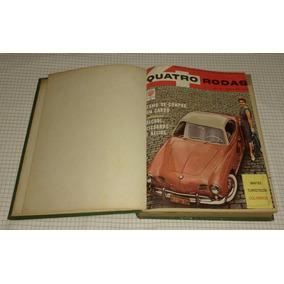 Coleção Revista 4rodas Completa 1960 - 1968 Do 001 Ao 101