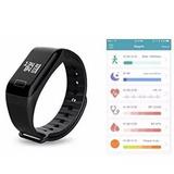 Relógio Cardiaco Corrida Smart Wearfit Bluetooth Az Ou Verm