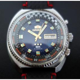 5e060de292a Relógio Orient Sk 3 Estrelas - Race - Calibre 46941 - Raro