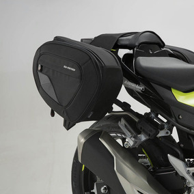 Juego Alforjas Laterales Blaze Honda Cbr 300 - Sw Motech