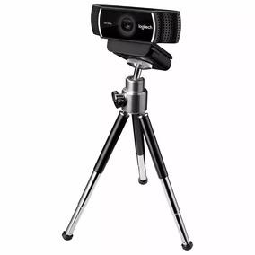 Webcam Logitech C922 Pro Stream Hd 15mp Full Hd1080p Tripe