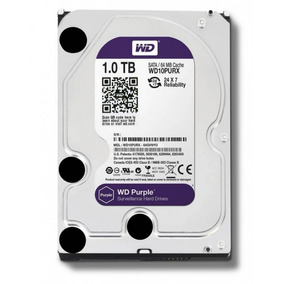 Disco Duro Western Digital Purple Surveillance 3.5 1tb Sata