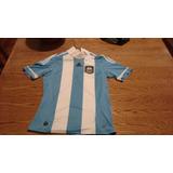 Camisa Argentina Azul Marinho Mascherano - Camisas de Seleções de ... cc349fde85a8b