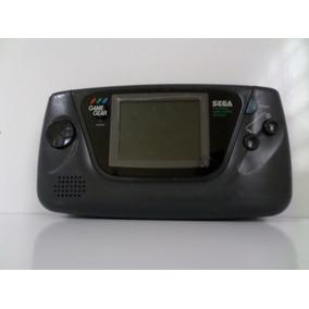 Game Gear Sega Tectoy Console Vídeo Game Com Defeito - Leia